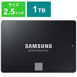 SAMSUNG 内蔵SSD 870 EVO [2.5インチ /1TB] MZ-77E1T0B/IT