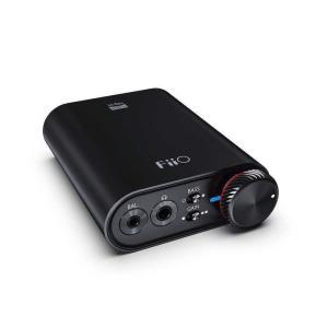FIIO ヘッドホンアンプ ブラック  [ハイレゾ対応 /DAC機能対応] FIOK3ESSB