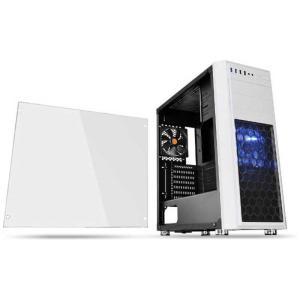 THERMALTAKE Versa H26 White /w casefan  CA-1J5-00M6WN-01|コジマPayPayモール店