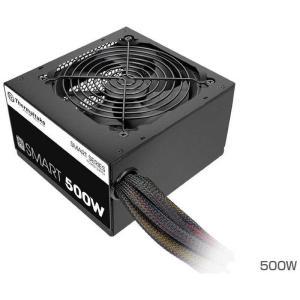 THERMALTAKE 500W PC電源 SMART STANDARDシリーズ PSSPD0500NPCWJPW|コジマPayPayモール店
