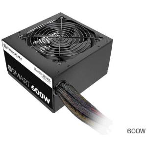 THERMALTAKE 600W PC電源 SMART STANDARDシリーズ PSSPD0600NPCWJPW|コジマPayPayモール店
