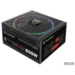 THERMALTAKE 850W PC電源 TOUGHPOWER GRAND RGB GOLDシリーズ PS-TPG-0850FPCGJP-R [ATX/EPS /Gold] コジマPayPayモール店