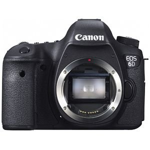 Canon デジタル一眼レフカメラ「EOS 6D」 EOS 6D・ボディー