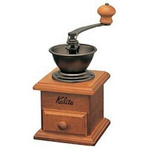 カリタ 手挽きコーヒーミル「ミニミル」 ミニミルの画像