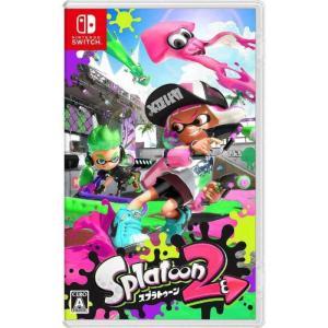任天堂 Nintendo SWITCHゲームソフト スプラトゥーン2
