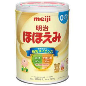 明治 明治ほほえみ 800g(大缶)〔ミルク〕 メイジホホエミ800g|コジマPayPayモール店