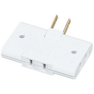 パナソニック Panasonic スナップタップ 3個口 WH2123WP (ホワイト)