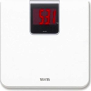 タニタ 体重計[デジタル] HD‐395 (ホワイト)