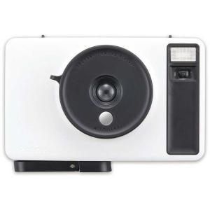 タカラトミー インスタントカメラ Pixtoss(ピックトス) ミルクホワイト TCC-05WH