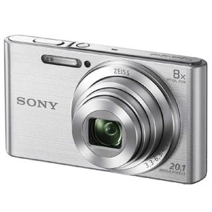 ソニー SONY コンパクトデジタルカメラ Cyber−shot(サイバーショット) DSC-W83...