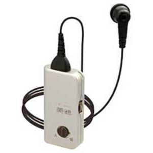 シナノケンシ シナノケンシ 【アナログ補聴器】美聴だんらん PH200JPS(ポケット型/シルバー) PH-200/JPS コジマPayPayモール店