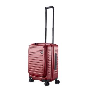 LOJEL スーツケース CUBO(キューボ)−N Sサイズ バーガンディ CUBO-N-SBG|コジマPayPayモール店