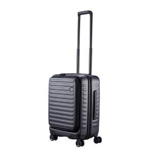 LOJEL スーツケース CUBO(キューボ)−N Sサイズ ブラック CUBO-N-SBK|コジマPayPayモール店