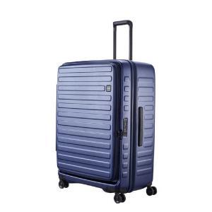 LOJEL スーツケース CUBO(キューボ)−N Lサイズ ネイビー CUBO-N-LNV|コジマPayPayモール店