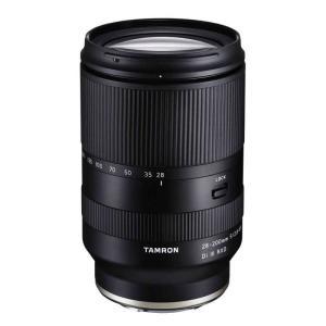 カメラレンズ 28−200mm F/2.8−5.6 Di III RXD(Model A071) [ソニーE/ズームレンズ] 28_200F2.8_5.6_Di3|コジマPayPayモール店