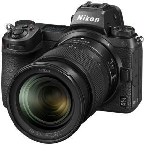ニコン Nikon Nikon Z 6II ミラーレス一眼カメラ 24-70 レンズキット[ズームレンズ] Z62LK2470 ブラック コジマPayPayモール店