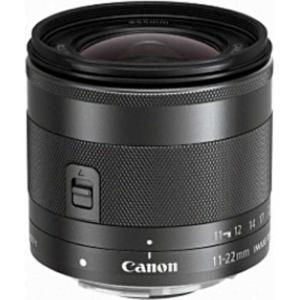 キヤノン CANON 交換レンズ EF−M11−22mm F4−5.6 IS STM EF‐M11‐22ISSTM|コジマPayPayモール店