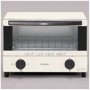 アイリスオーヤマ IRIS OHYAMA オーブントースター EOT-012-W ホワイトの画像