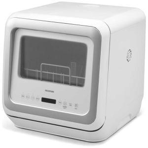 アイリスオーヤマ IRIS OHYAMA 食器洗い乾燥機 KISHT-5000-W [工事不要型/3...