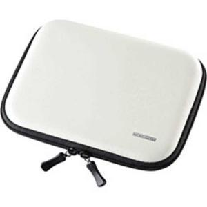 サンワサプライ セミハードタイプ電子辞書ケース PDA‐EDC31W (ホワイト)|コジマPayPayモール店