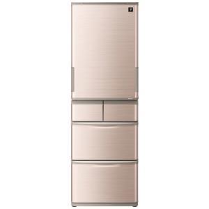 シャープ SHARP 冷蔵庫(400〜499L) T SJX414H(標準設置無料)の画像