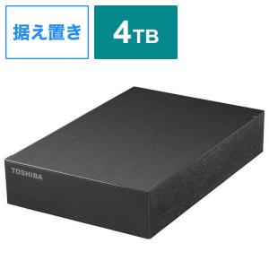 BUFFALO USB3.2(Gen1)対応 外付けHDD 東芝 Canvio Desktop[3....
