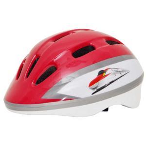 カナック企画 子供用ヘルメット E6系こまちヘルメット(こまちデザイン/50〜56cm) H-002 コジマPayPayモール店