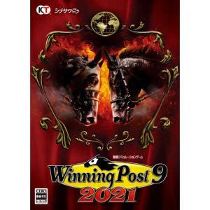 コーエーテクモゲームス Winning Post 9 2021 [Windows用] ウイニングポス...