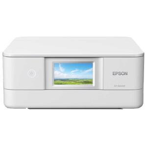 エプソン EPSON A4カラーインクジェット複合機 ホワイト [カード/名刺〜A4] EP-883...