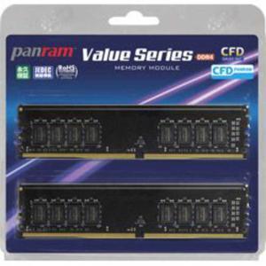 CFD デスクトップ用メモリ CFD Panram DDR4−2666 288pin DIMM W4U2666PS4GC19 4GB 2枚組 コジマPayPayモール店
