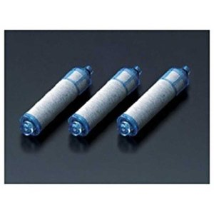 LIXIL オールインワン浄水栓取替用カートリッジ(高塩素除去タイプ3本セット) JF-21-T