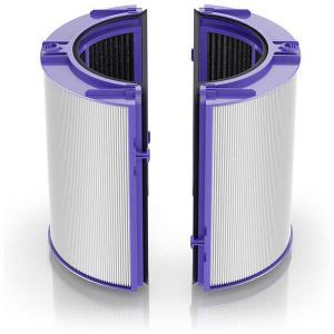 ダイソン dyson PH01WS交換用 一体型グラスHEPA・活性炭フィルター コウカンヨウフィルタ|コジマPayPayモール店