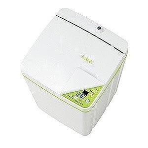 ハイアール 全自動洗濯機(3.3kg) JW‐K33F‐W ...