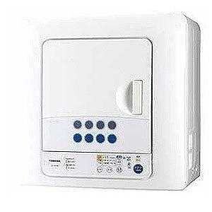 東芝 衣類乾燥機 (乾燥容量4.5kg) ED‐45C‐W (ピュアホワイト)(標準設置無料) y-kojima