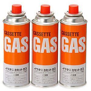 岩谷産業 イワタニ カセットガス(オレンジ)3P CB‐250‐OR|y-kojima|02