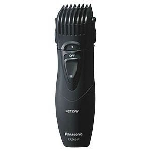 パナソニック Panasonic ヒゲトリマー ER2403PP‐K (黒)