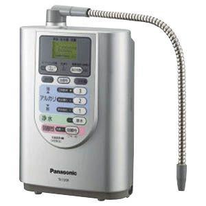 パナソニック アルカリイオン整水器 TK7208P‐S (クリスタルシルバー)