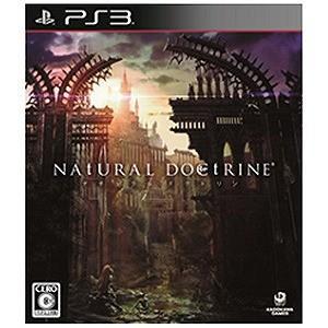 角川ゲームス PS3ソフト NAtURAL DOCtRINE