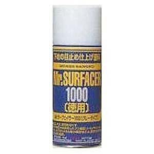 GSIクレオス Mr.サーフェイサー1000 徳用スプレー 170ml B519サーフェイサー100...