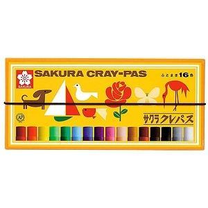 「クレパス」太巻16色(ゴムヒモ付) クレパ...の関連商品10