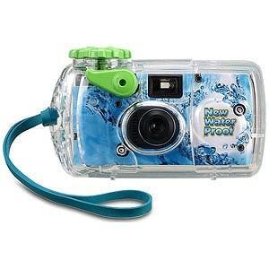 富士フイルム 水に強い写ルンです New Waterproof (27枚撮) LFNWP327SH1|y-kojima|02