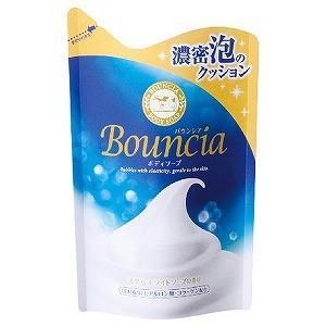 牛乳石鹸 「Bouncia(バウンシア)」ボディソープ プレミアムフローラル つめかえ用 (430ml) バウンシアBSカエ430ML