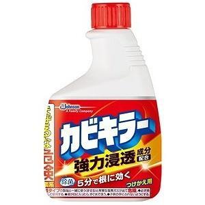 ジョンソン おふろ用洗剤 カビキラー (つめかえ400g)