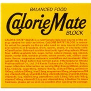 大塚製薬 カロリーメイトブロック チーズ味(4本入り)1箱
