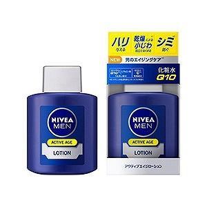 花王 NIVEA(ニベア) フォーメン アクティブエイジローション(100ml)