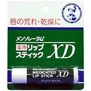 ロート製薬 メンソレータム 薬用リップスティック XD