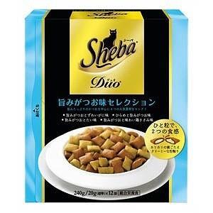 マースジャパンリミテッド シーバデュオ旨みがつお味セレクション(240g) シーバデュオカツオセレクション240