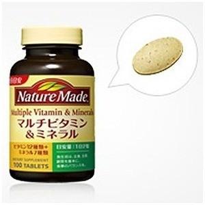 大塚製薬 ネイチャーメイド マルチビタミン&ミネラルの商品画像