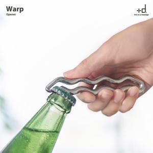 +d Warp Opener   ワープ オープナー 栓抜き y-koncent
