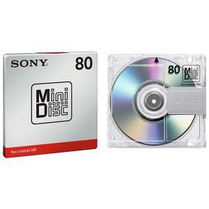 ソニー ミニディスク 80分 1枚パック MD...の関連商品3